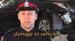 Prevent Auto Insurance Fraud: Collect Information After A Collision. #TPS