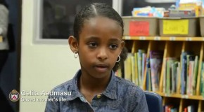 8-year-old Girl Helps Mom By Dialling 9-1-1 .#Hero #TPS