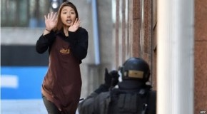 Backlash over #SydneySiege #selfies. Rightfully so.